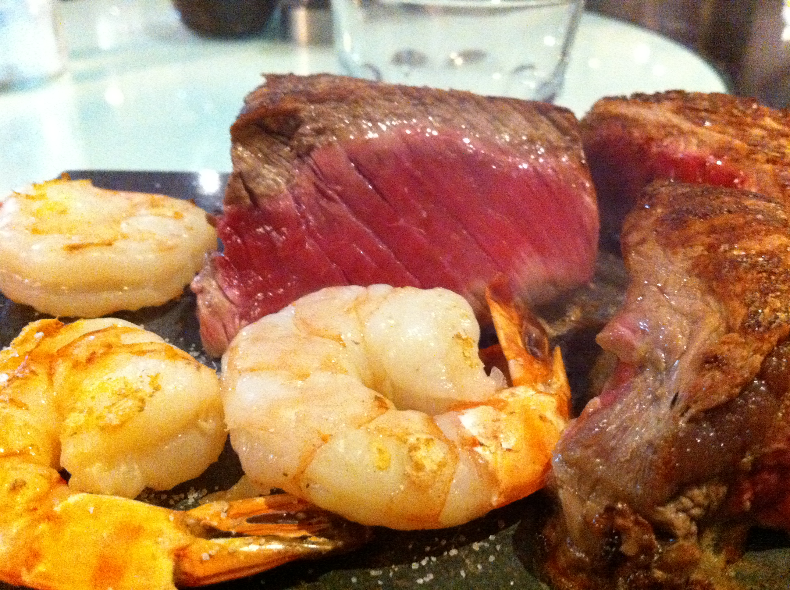 Urban Dictionary: Surf And Turf Rule