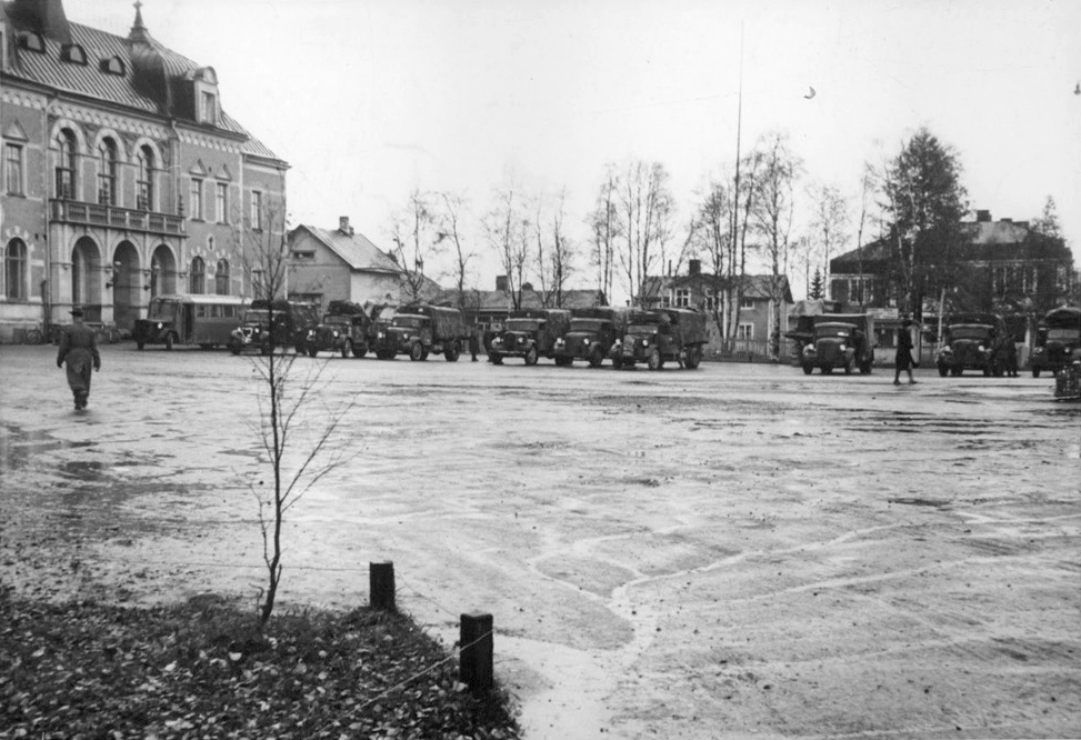 Fil:The Square in Haparanda, Norrbotten, Sweden - Wikipedia