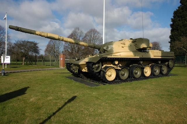 at 15 tank