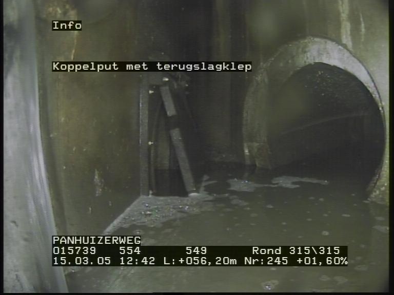 Snemanje situacije - Diagnostična Inšpekcijska kamera -