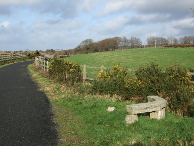 The Granite Way - geograph.org.uk - 316822