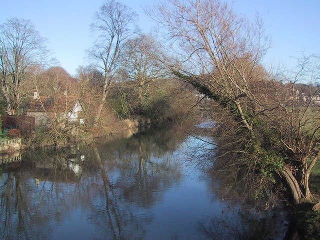 The River Avon - geograph.org.uk - 1066001