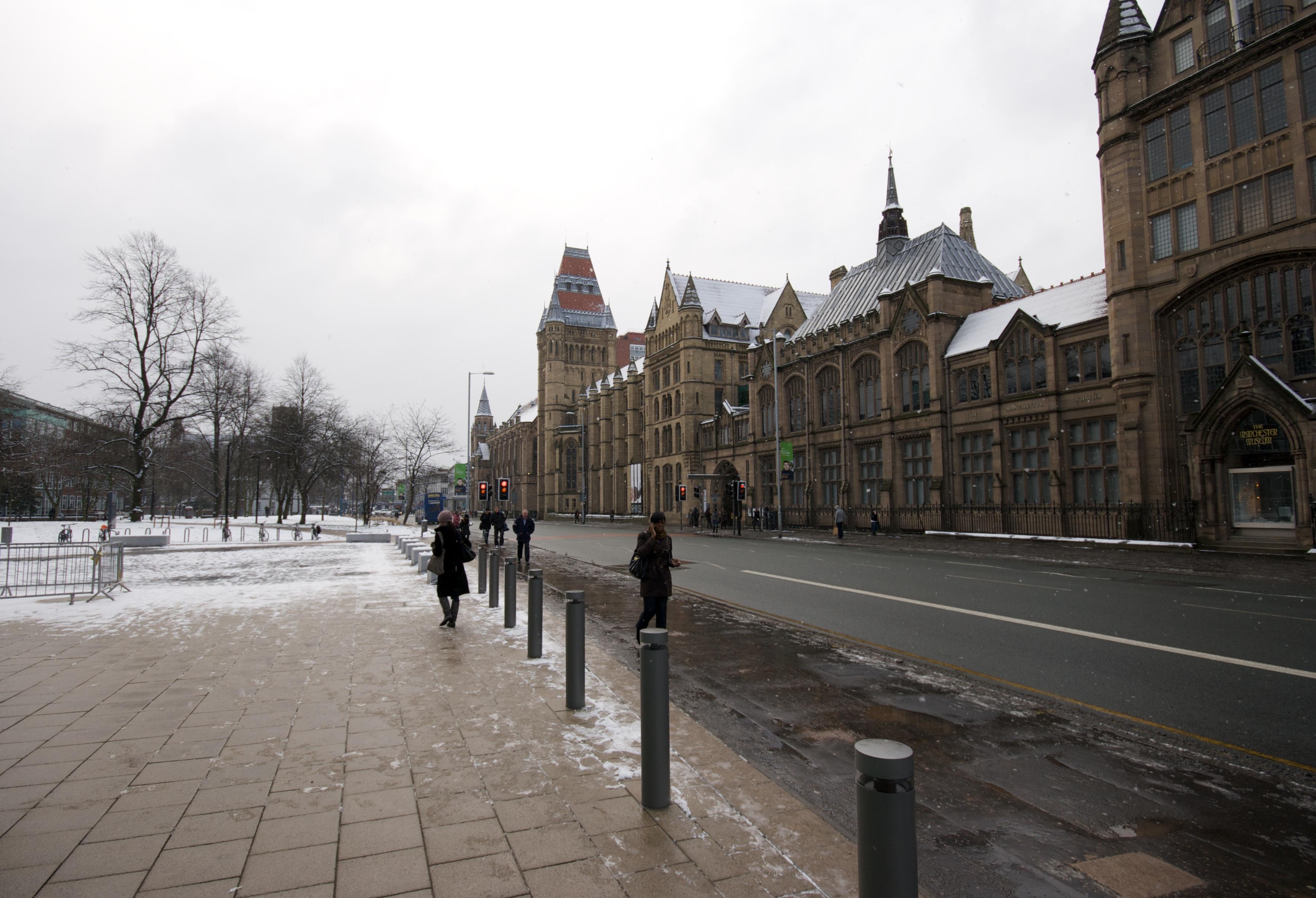 University Of Manchester Psychology Student Room