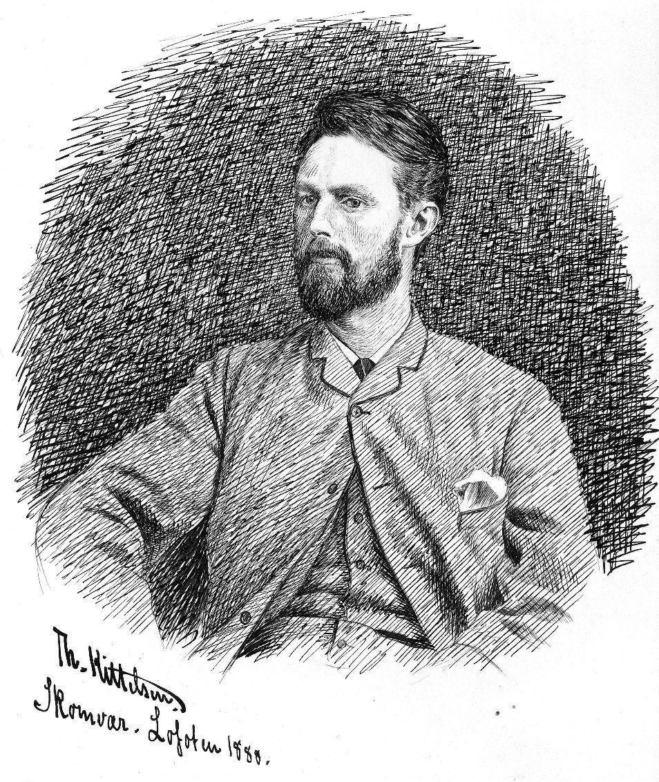 About: Theodor Kittelsen
