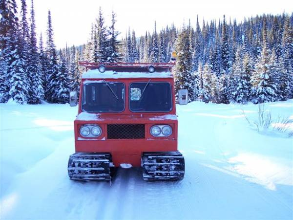 Tracks For Vehicles >> Snowcat - Wikipedia