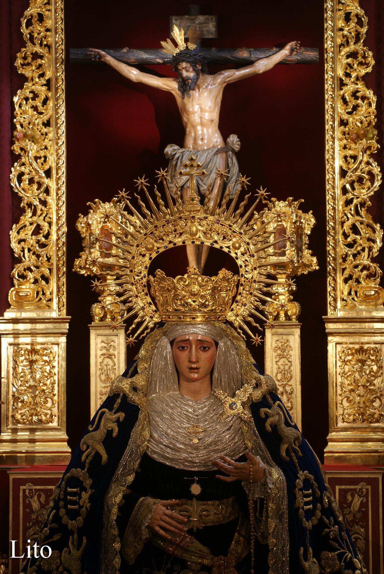 Hermandad De Montserrat Sevilla Wikipedia La Enciclopedia Libre