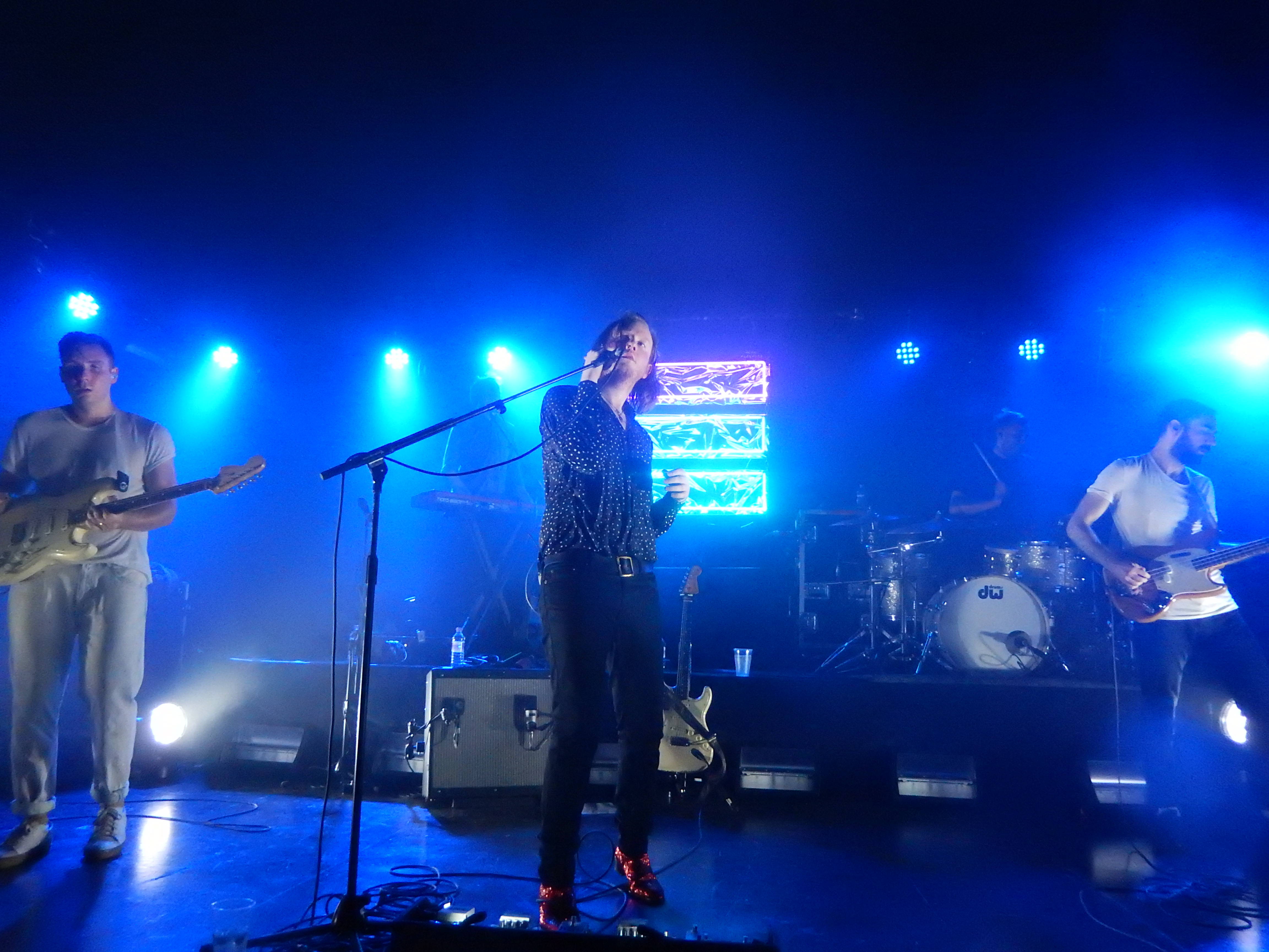 File:Two Door Cinema Club, Tufnell Park Dome, London (29645168350