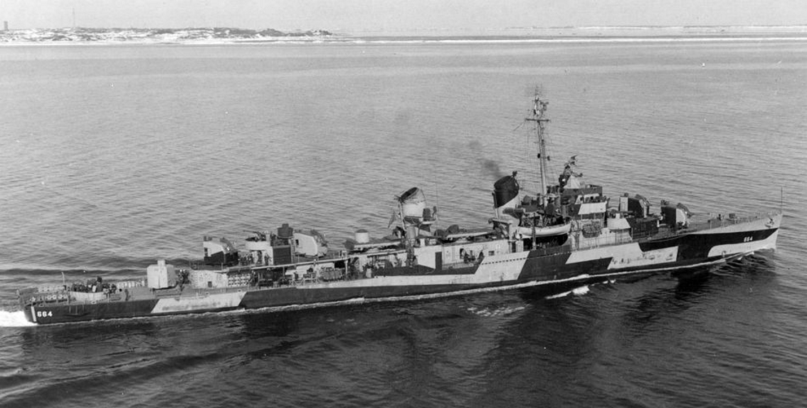 USS Richard P. Leary (DD-664)