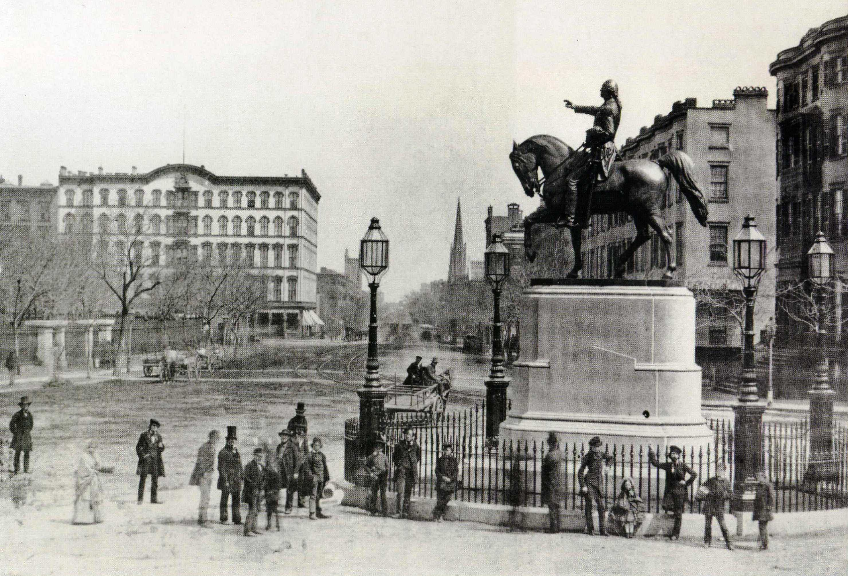 File Union Square Nyc C1870 Jpg Wikimedia Commons