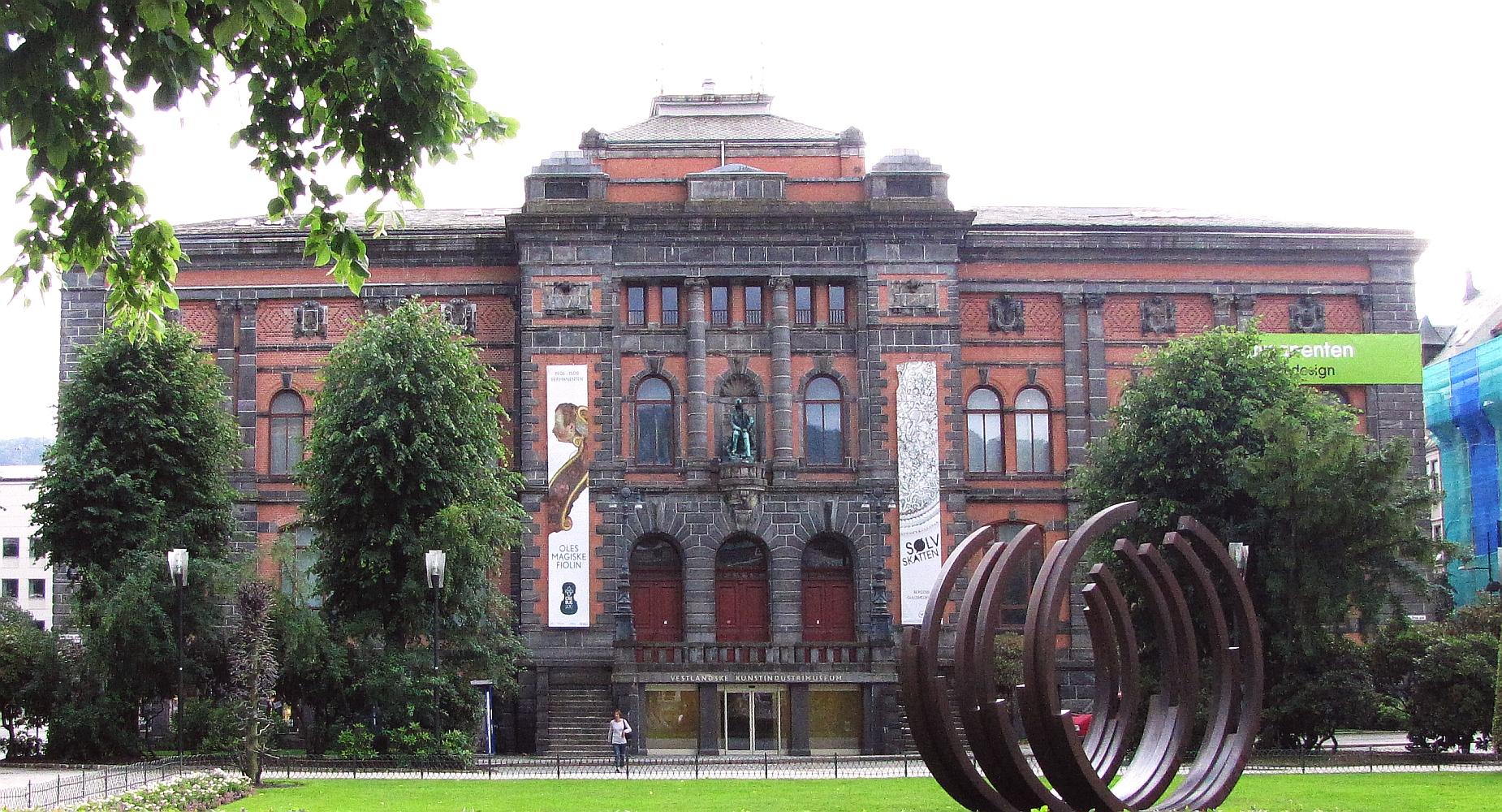 Vestlandske kunstindustrimuseum bergen