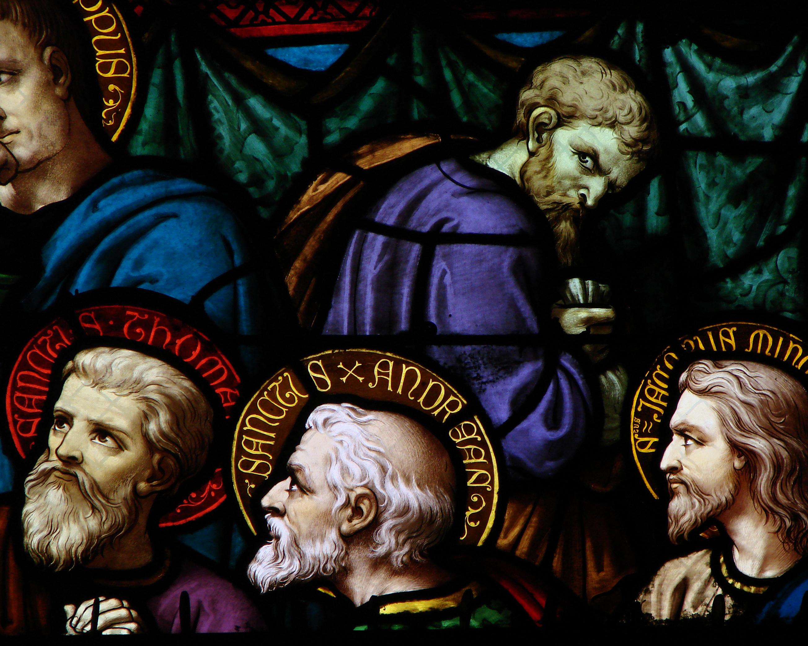 Jesus predicts his betrayal - Wikipedia