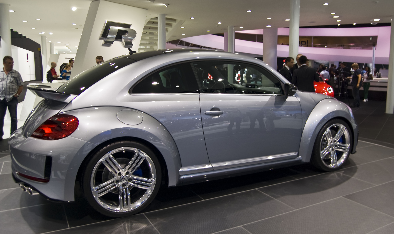 File Volkswagen Beetle R Concept Flickr David
