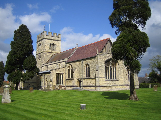 Winslow, The Parish Church of St Laurence - geograph.org.uk - 163544