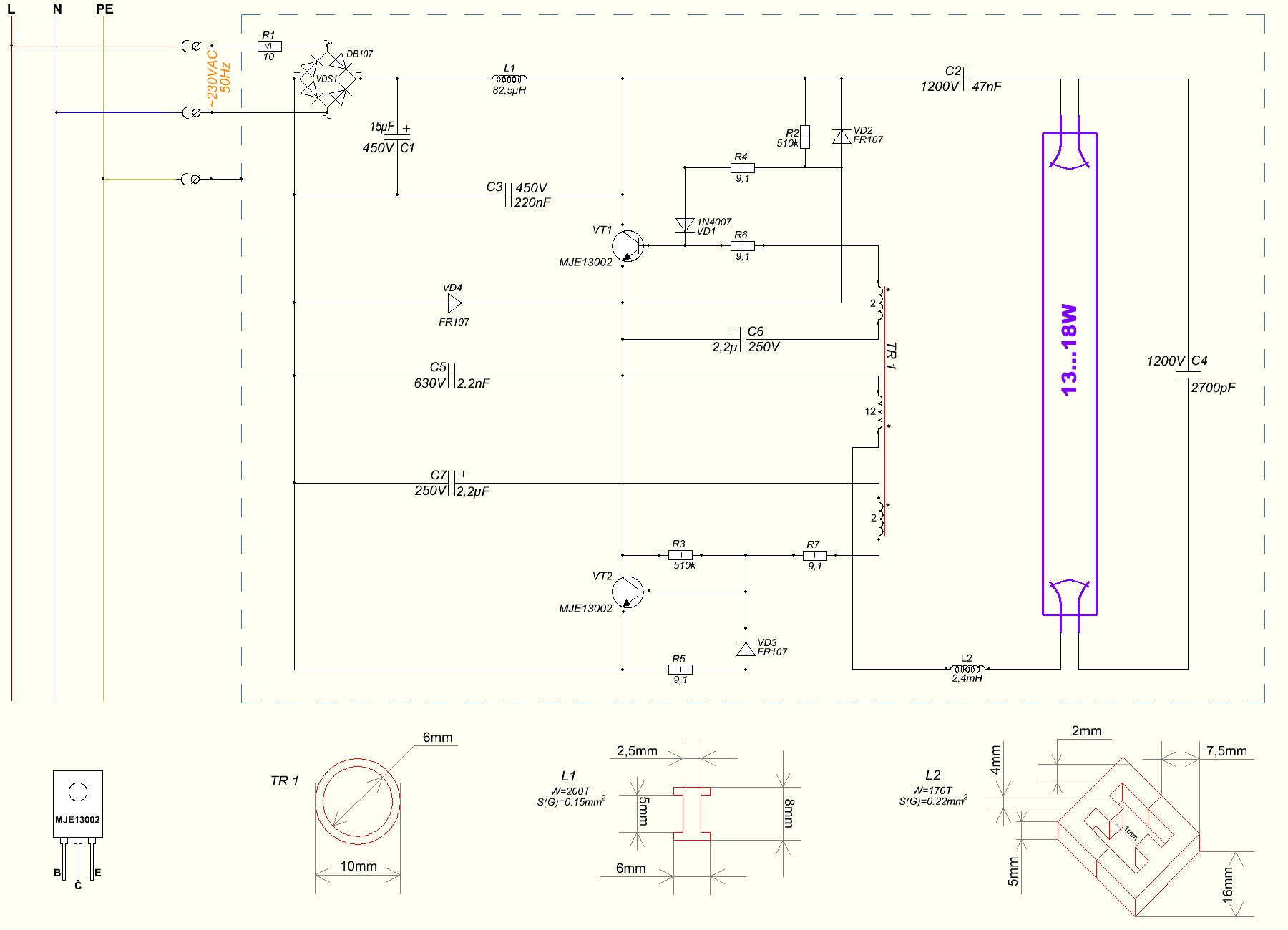 File Wiring Diagram Of Electronic Ballast Jpg