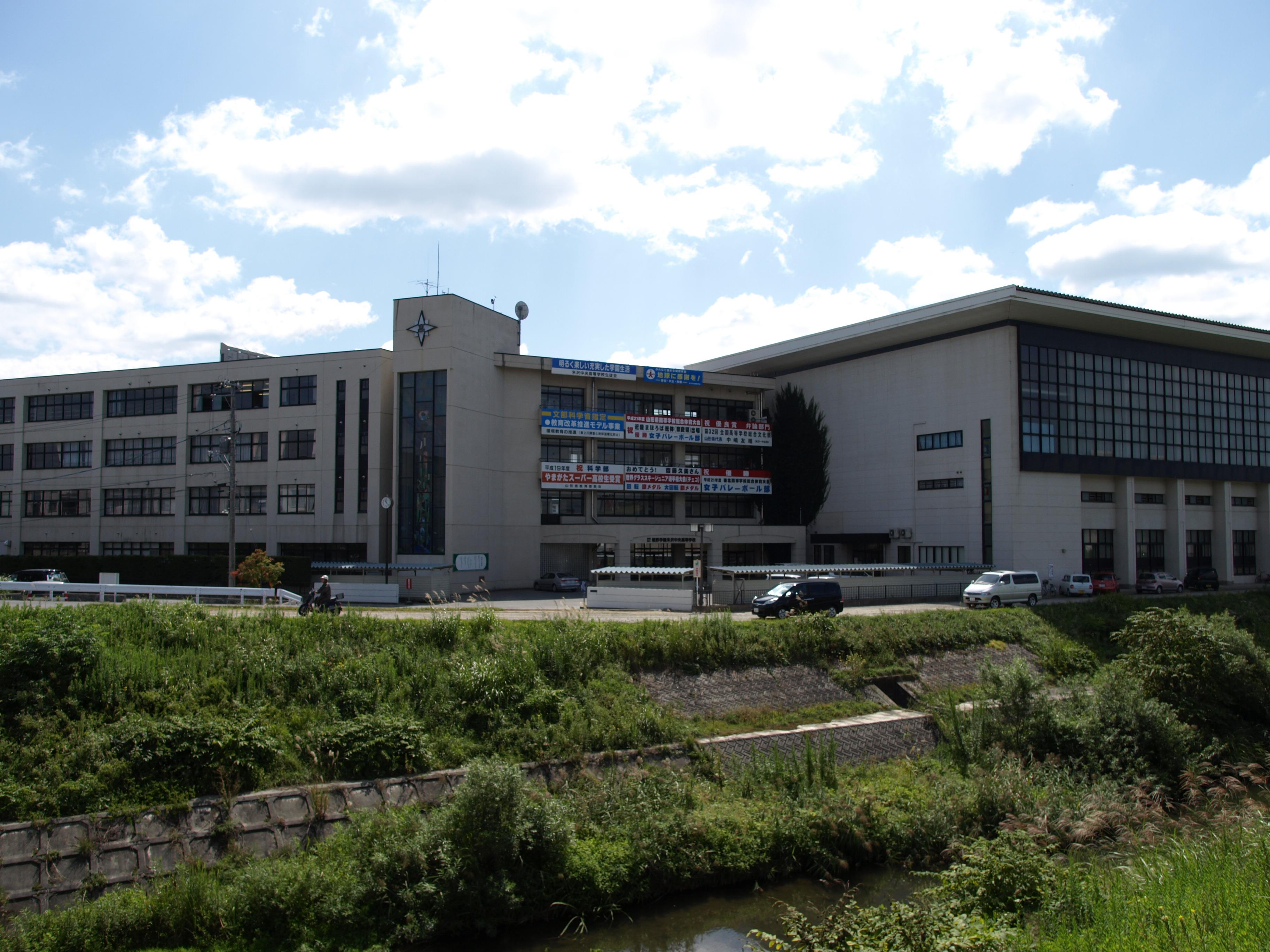 米沢 中央 高校 サッカー 部