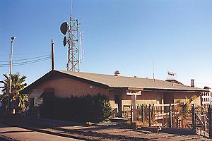 Yuma station (Arizona) railway station in Arizona