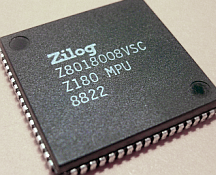 Z180 in a PLCC package Z180 PLCC 1988.png