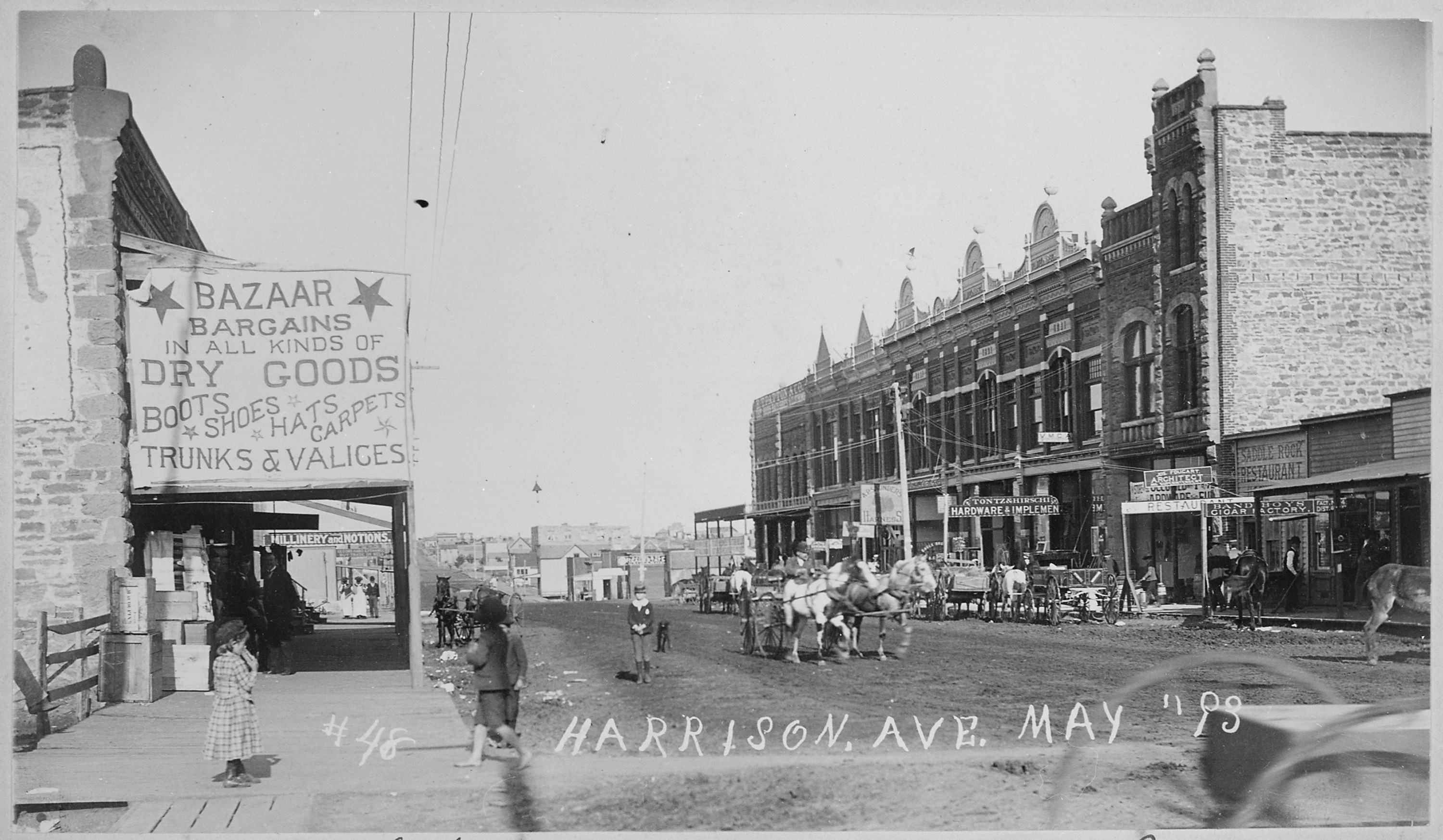 On this day in history Round One - Page 19 %22Harrison_Ave_Guthrie_(Oklahoma_Territory)_looking_east_from_1st_St.,_May,_(18)'93.%22,_ca._05-18-1893_-_NARA_-_516439