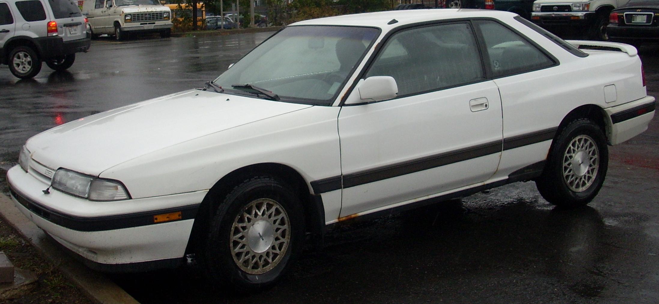 File90 92 Mazda MX 6