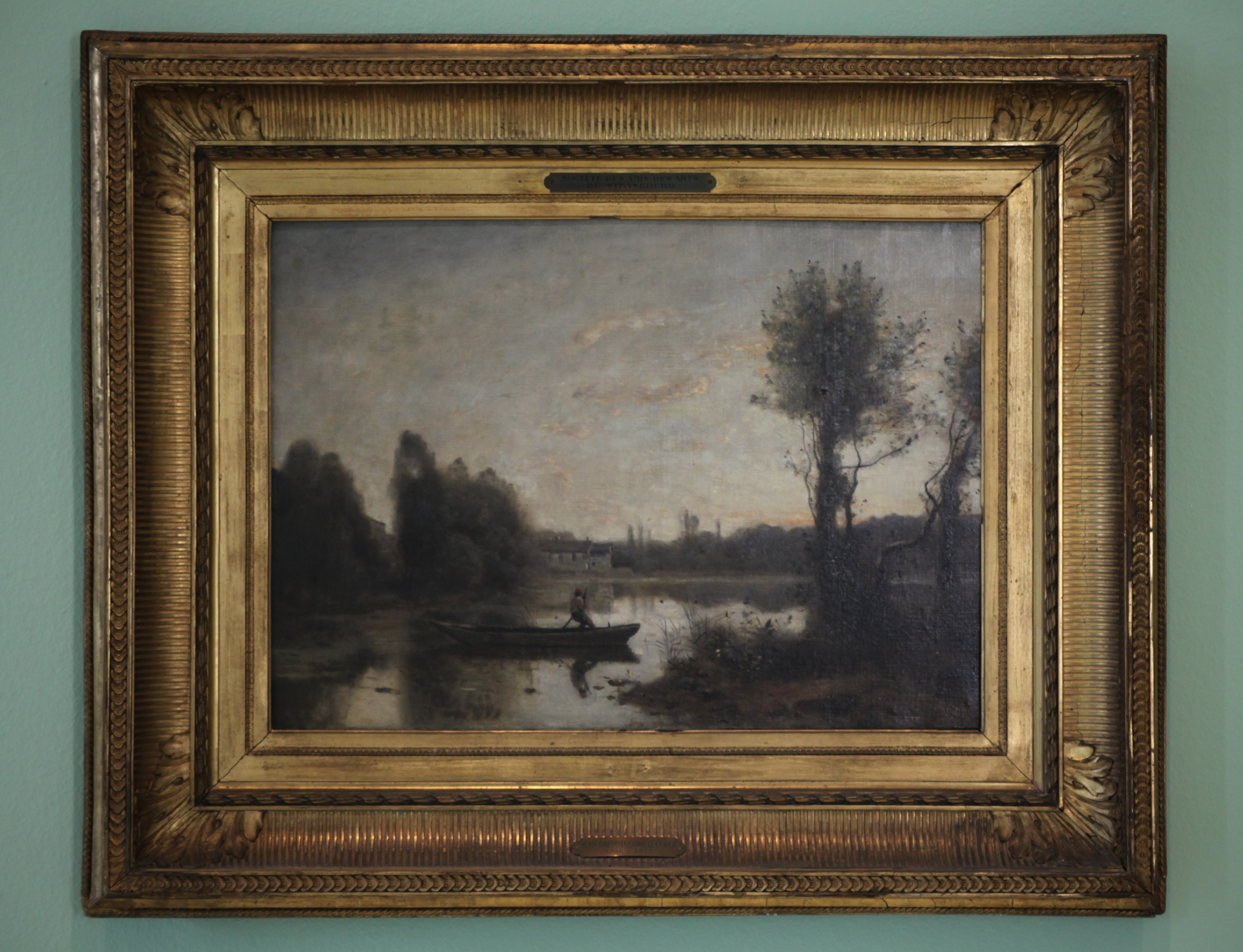 an interpretation of the ville davray by jean baptiste camille corot From the collections of virginia and ira jackson and the national gallery of art  from the collections of virginia and ira  jean-baptiste-camille corot,.