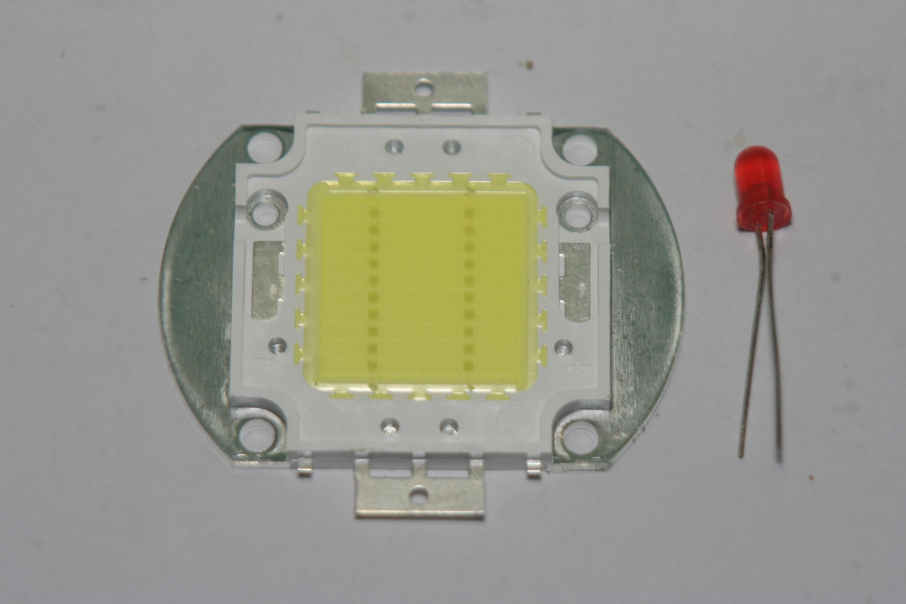 Мощный белый светодиод 20Вт.JPG