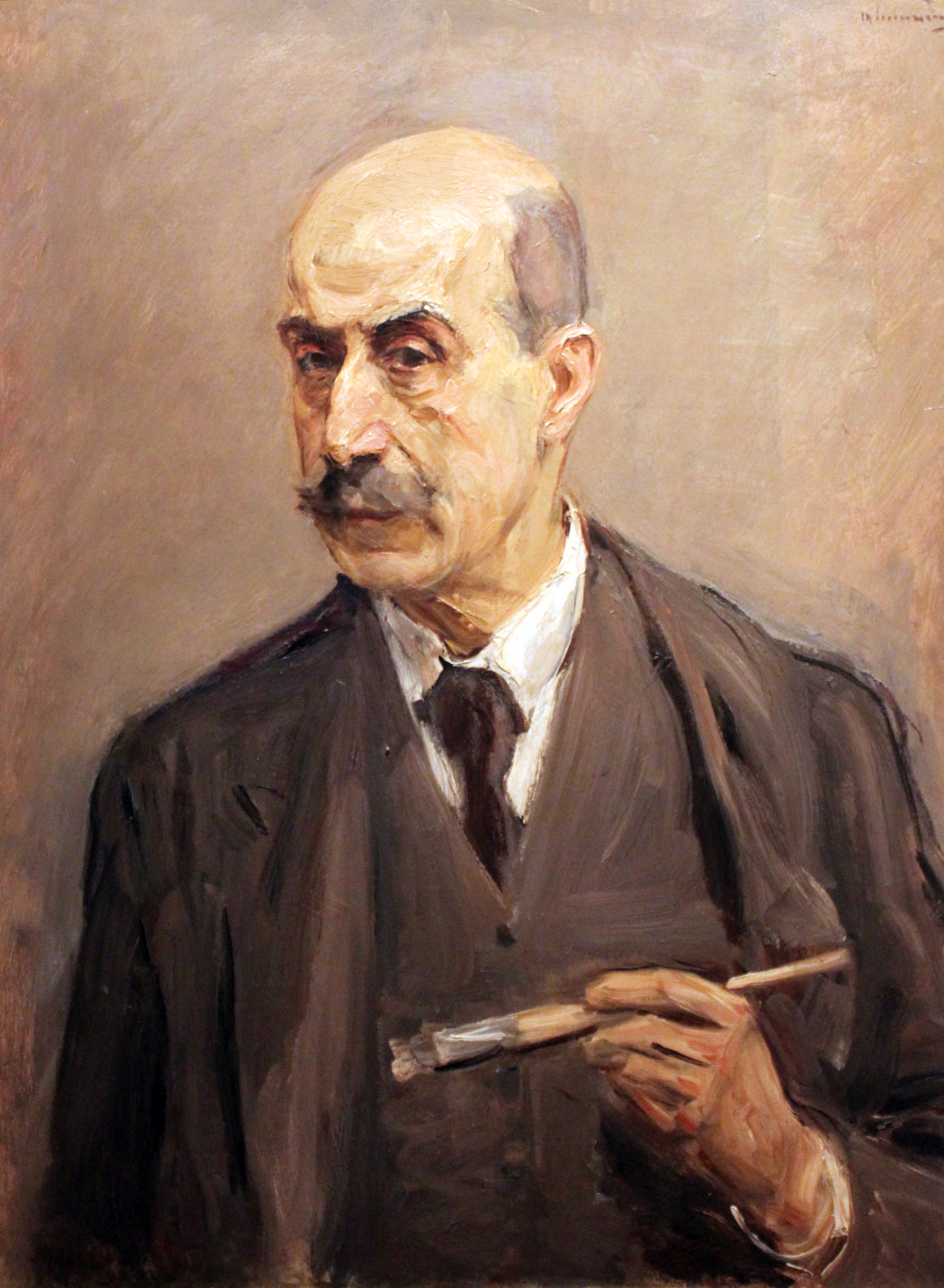 Image of Max Liebermann from Wikidata
