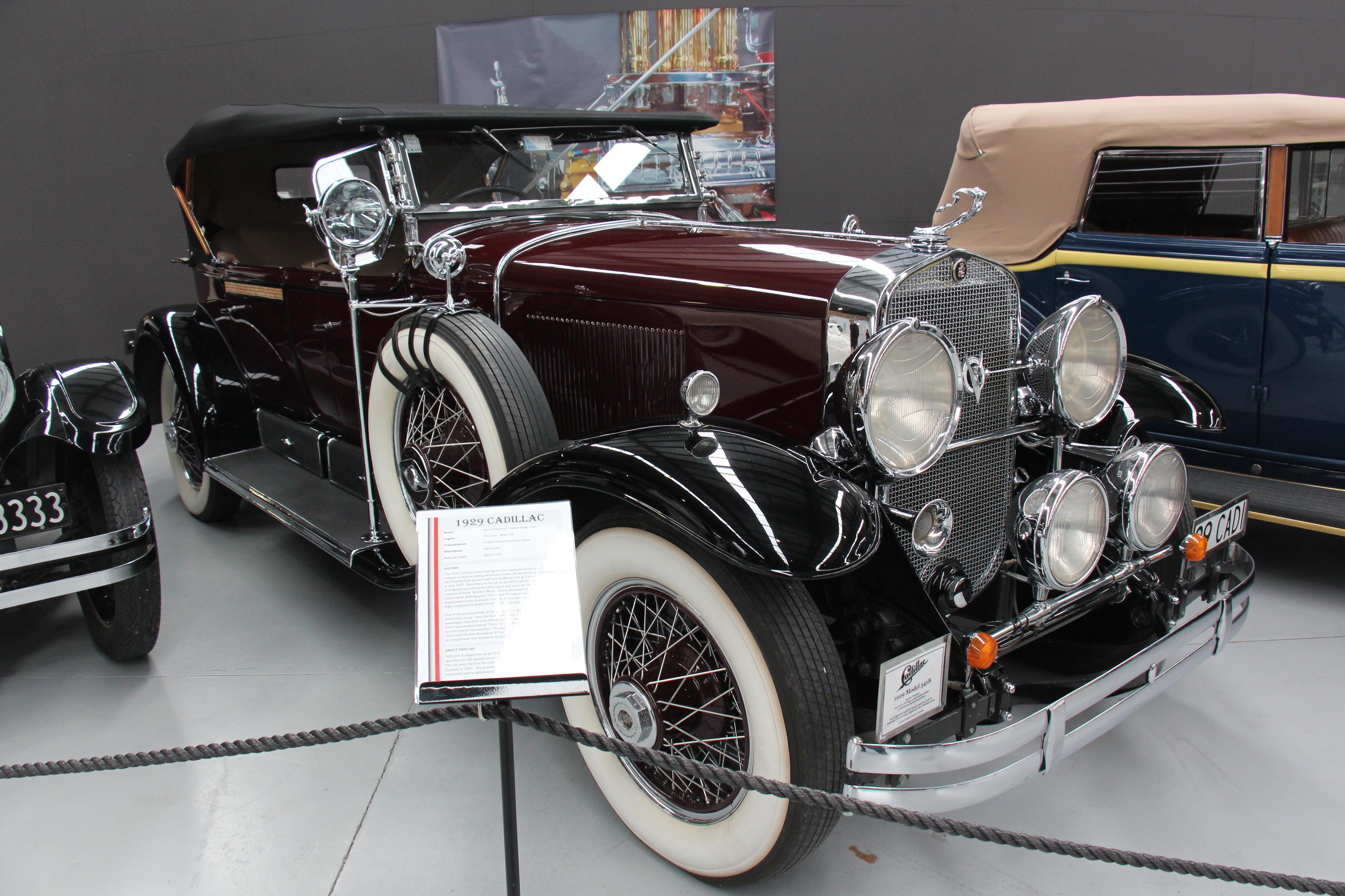 File:1929 Cadillac 341-B Sport Phaeton (32956822105).jpg - Wikimedia
