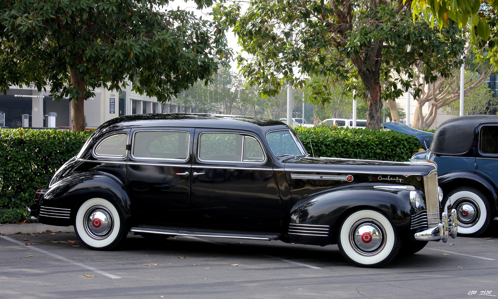 1942 Packard 160 Limousine Pictures to Pin on Pinterest ...
