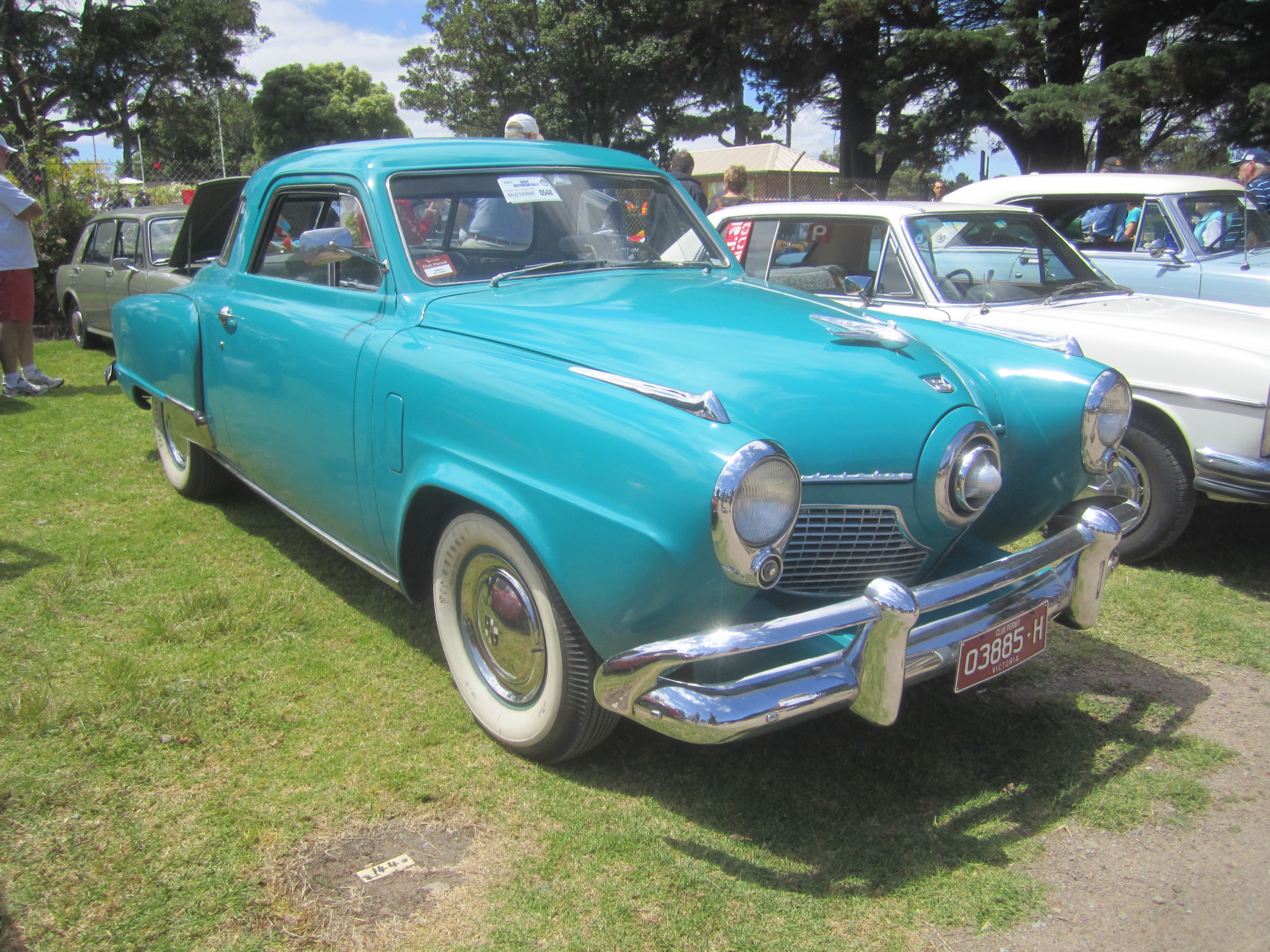 1951 studebaker land cruiser for sale autos post - Studebaker champion starlight coupe ...