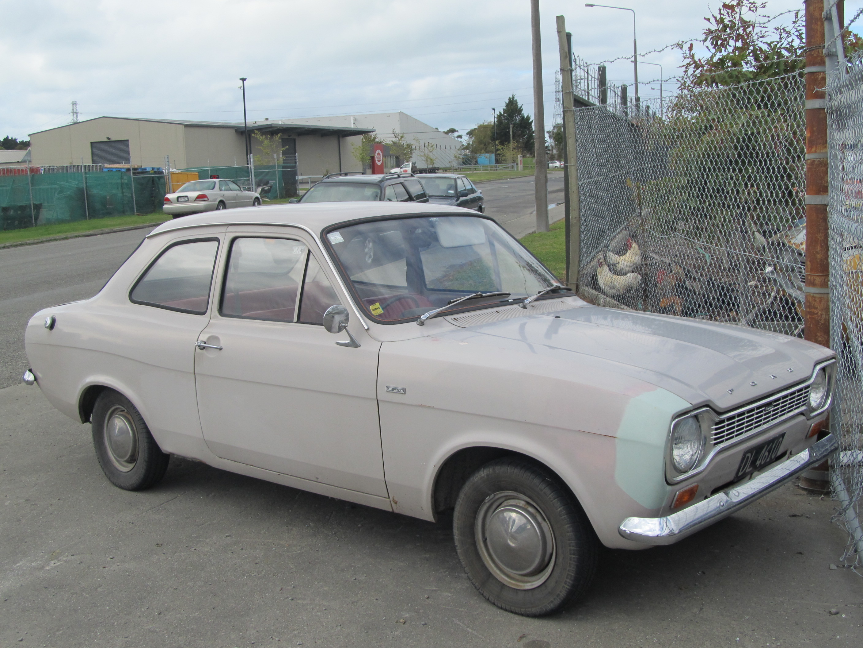 Image result for ford escort 1968