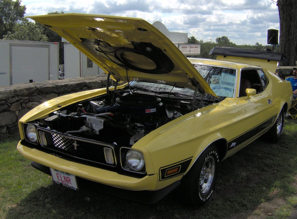 File1973 Ford Mustang Mach 1JPG  Wikimedia Commons
