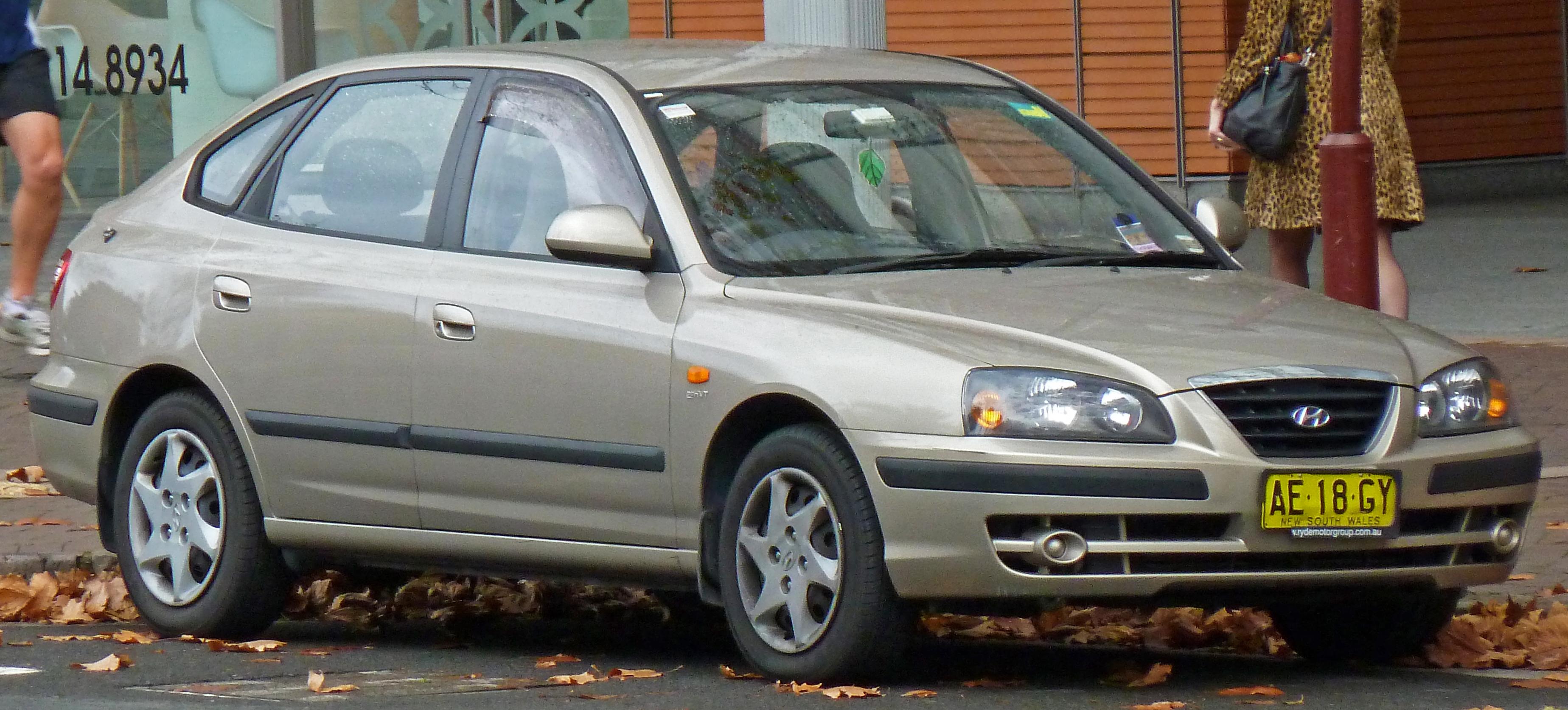 2006 Hyundai Elantra Hatchback | Autos Gallery