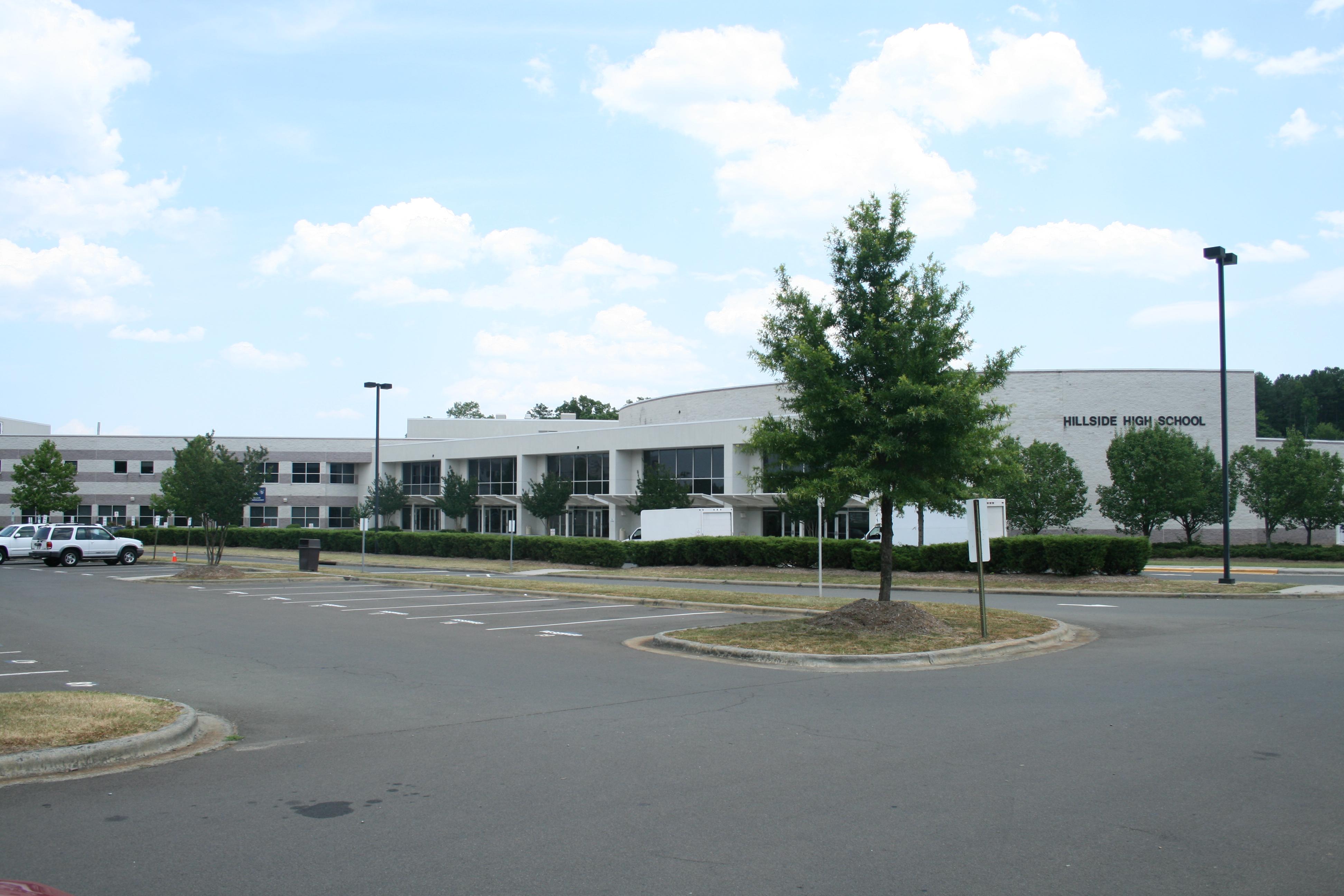 Hillside High School Durham North Carolina Wikipedia