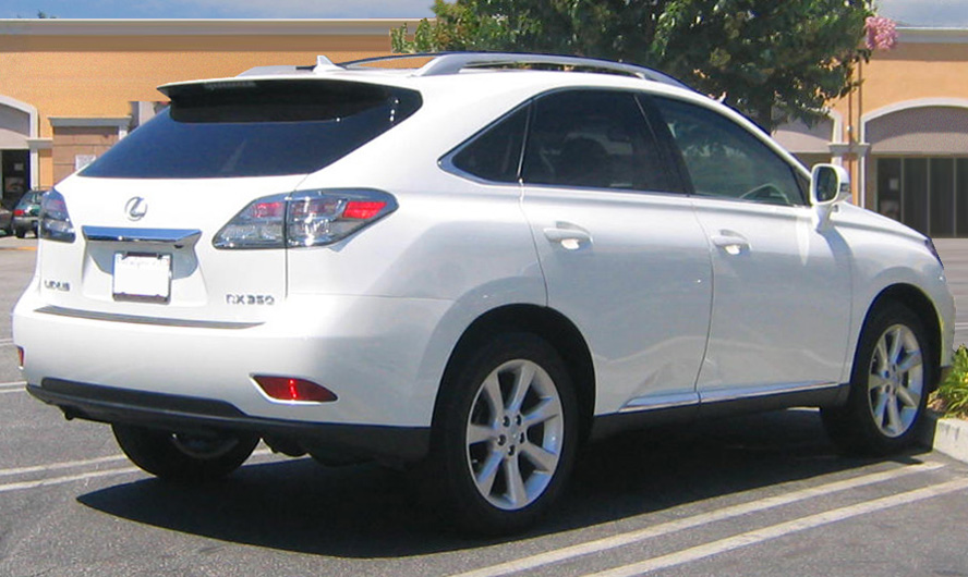 Description 2010 Lexus RX 350 03.jpg