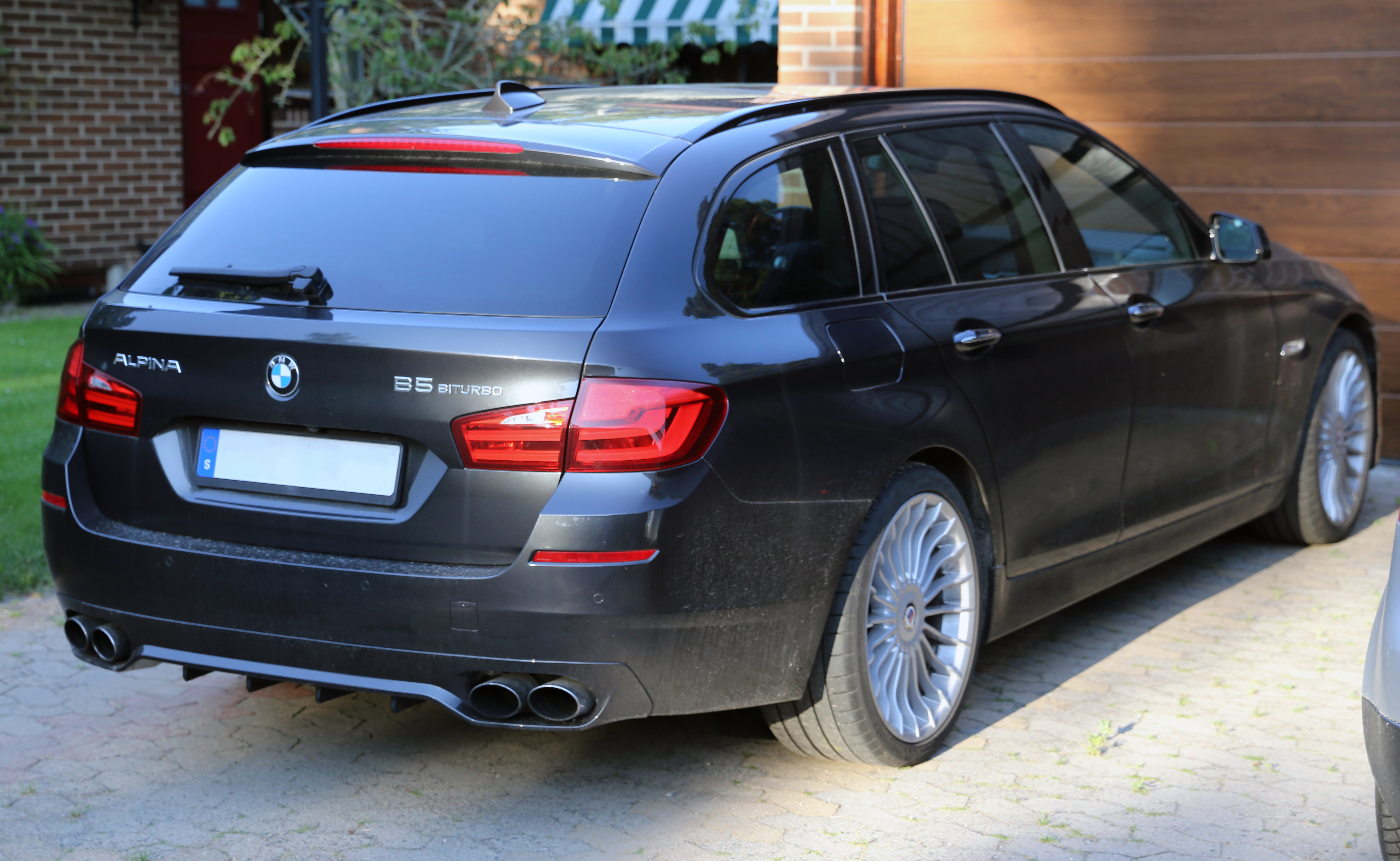 file 2012 alpina b5 biturbo touring wikimedia commons. Black Bedroom Furniture Sets. Home Design Ideas