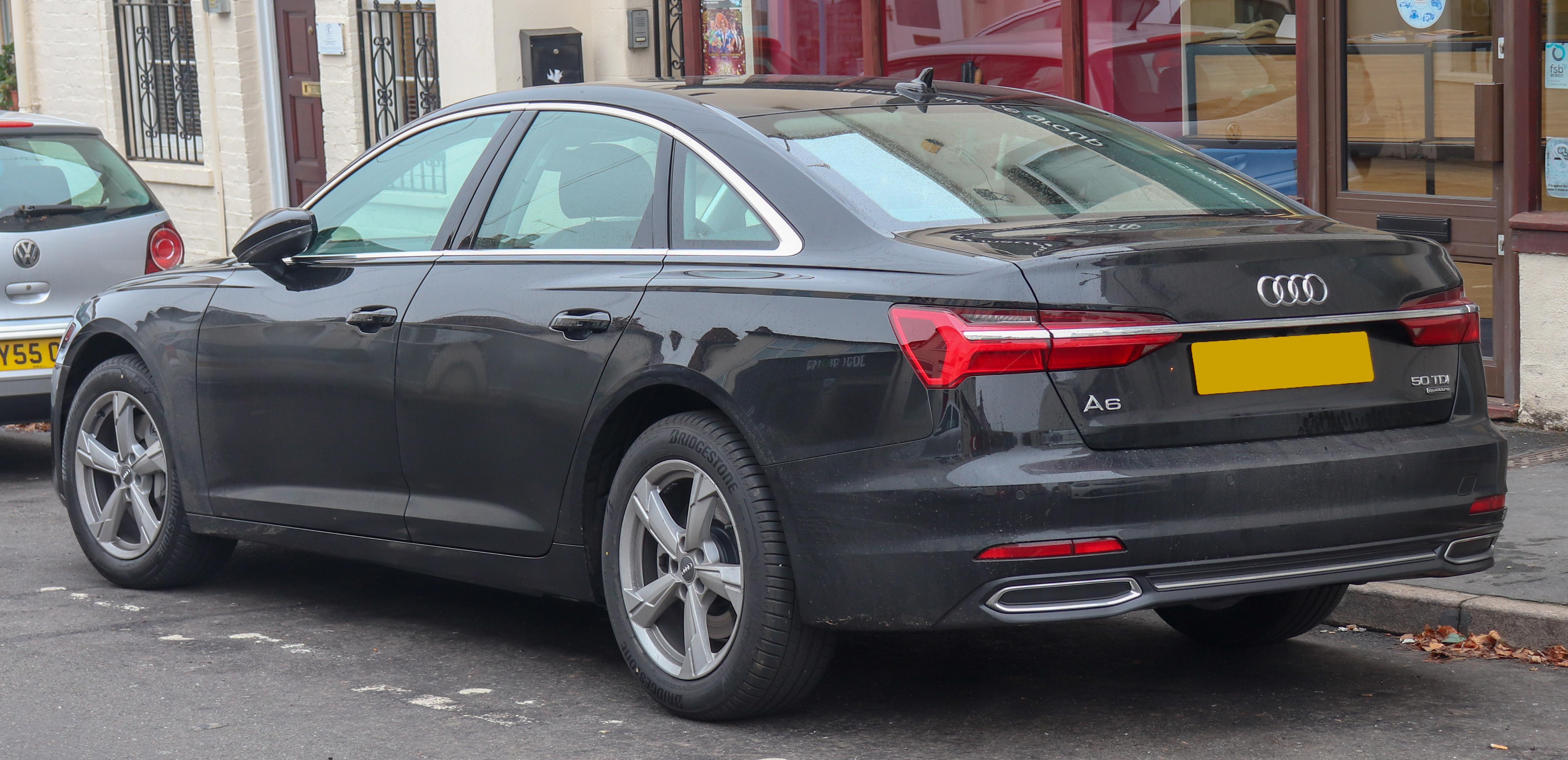 Kekurangan Audi A6 2018 Review