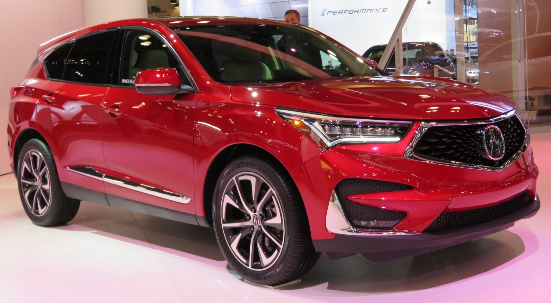 File:2019 Acura RDX A-Spec front red 4.2.18.jpg ...
