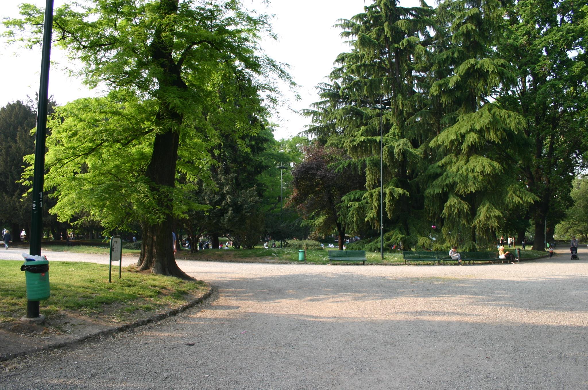 File 9274 milano giardini pubblici foto giovanni - Ufficio parchi e giardini milano ...