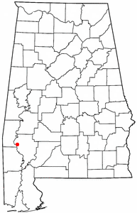 Loko di Coffeecille, Alabama