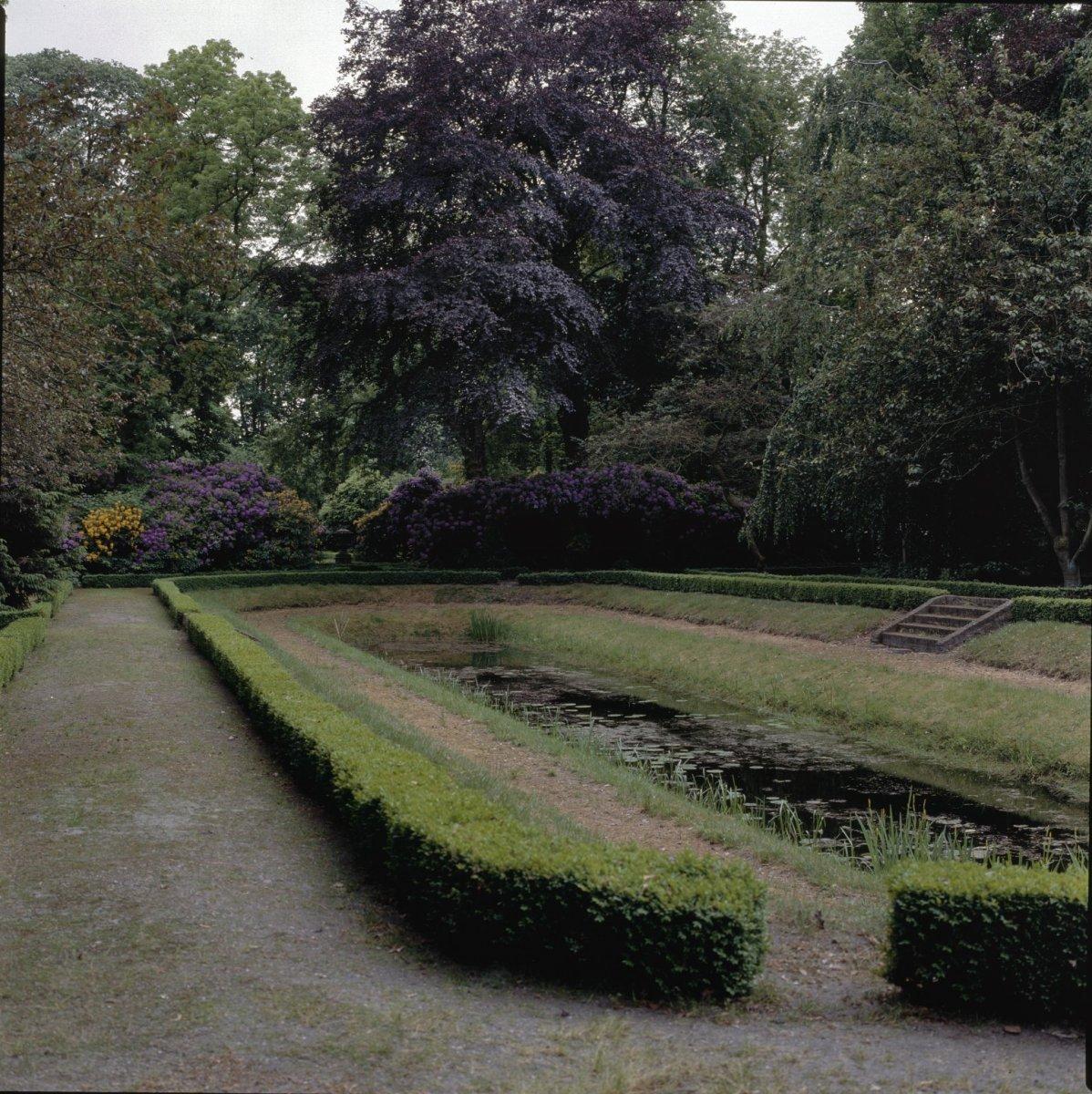 File aanzicht vijver in tuin sappemeer 20365641 rce for Vijver in tuin