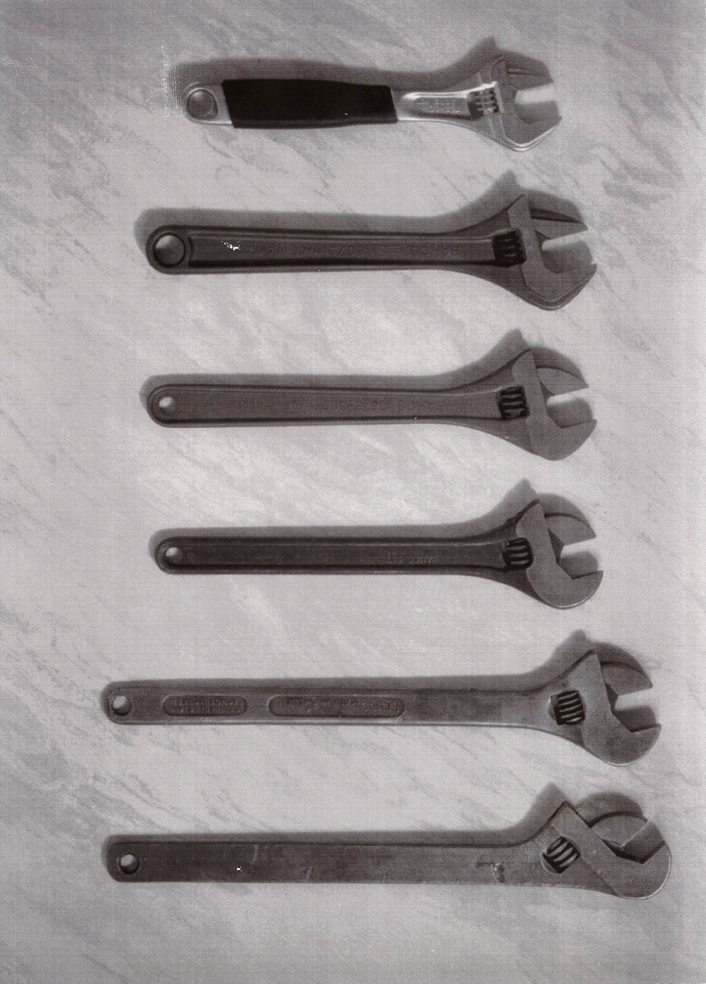 11 adjustable wrench Adjustable Auto Wrenches