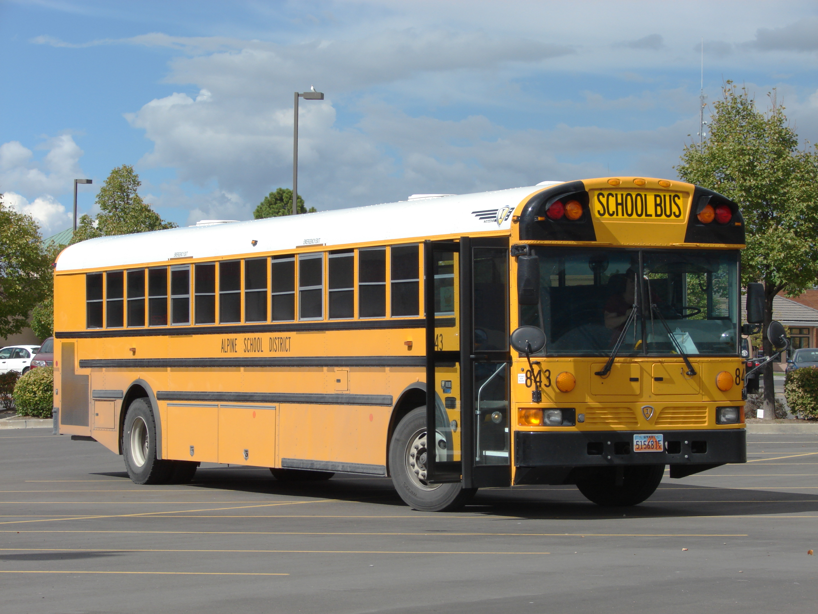 File Alpine School District School Bus Jpg Wikimedia Commons