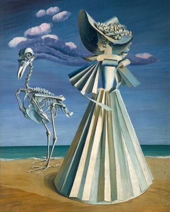 alter ego, by marion adnams, oil on board, 1945.jpg
