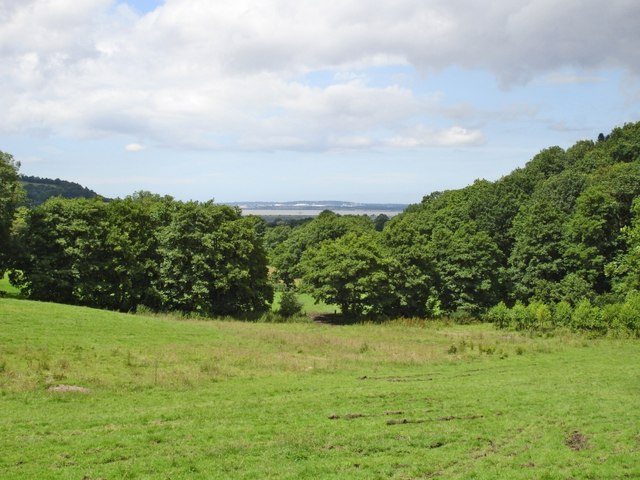 Alvanley - view from the Sandstone Trail - geograph.org.uk - 499643