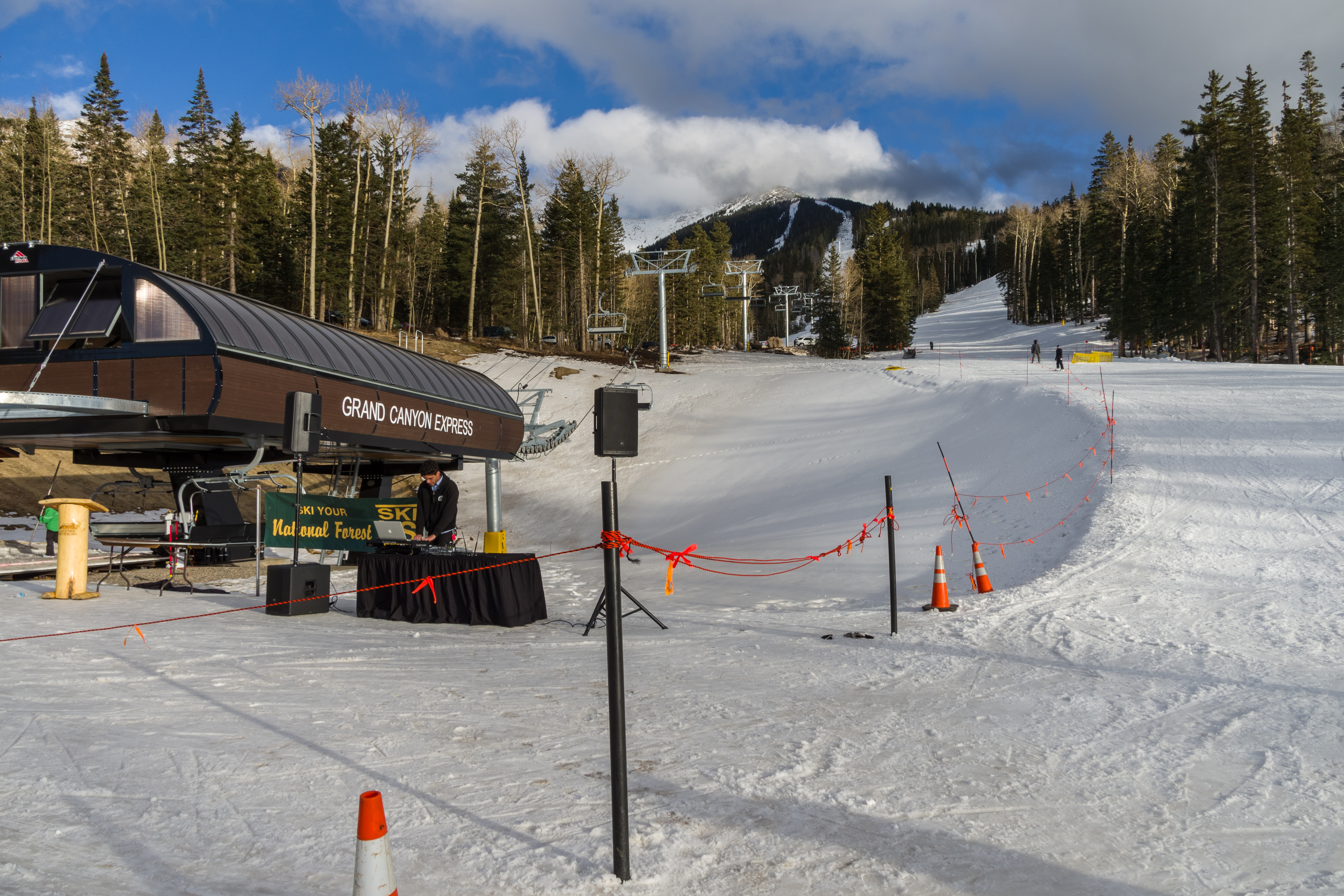 Arizona Snowbowl Grand Canyon Express Ski Lift Opening Celebration (30763786764).jpg