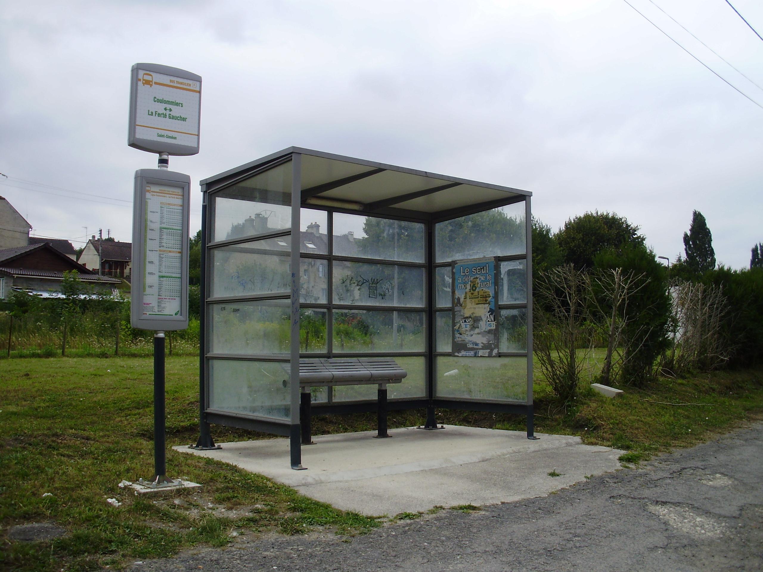 Station Saint-Siméon
