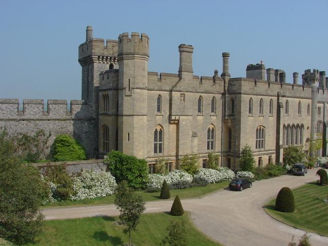 Arundel Castle - geograph.org.uk - 2379535