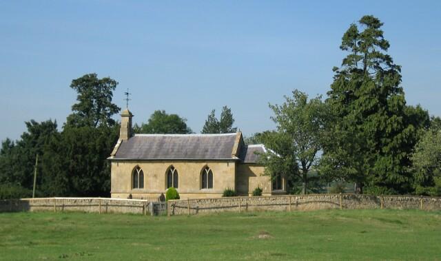 St Andrew's parish church, Aston-sub-Edge, Gloucestershire
