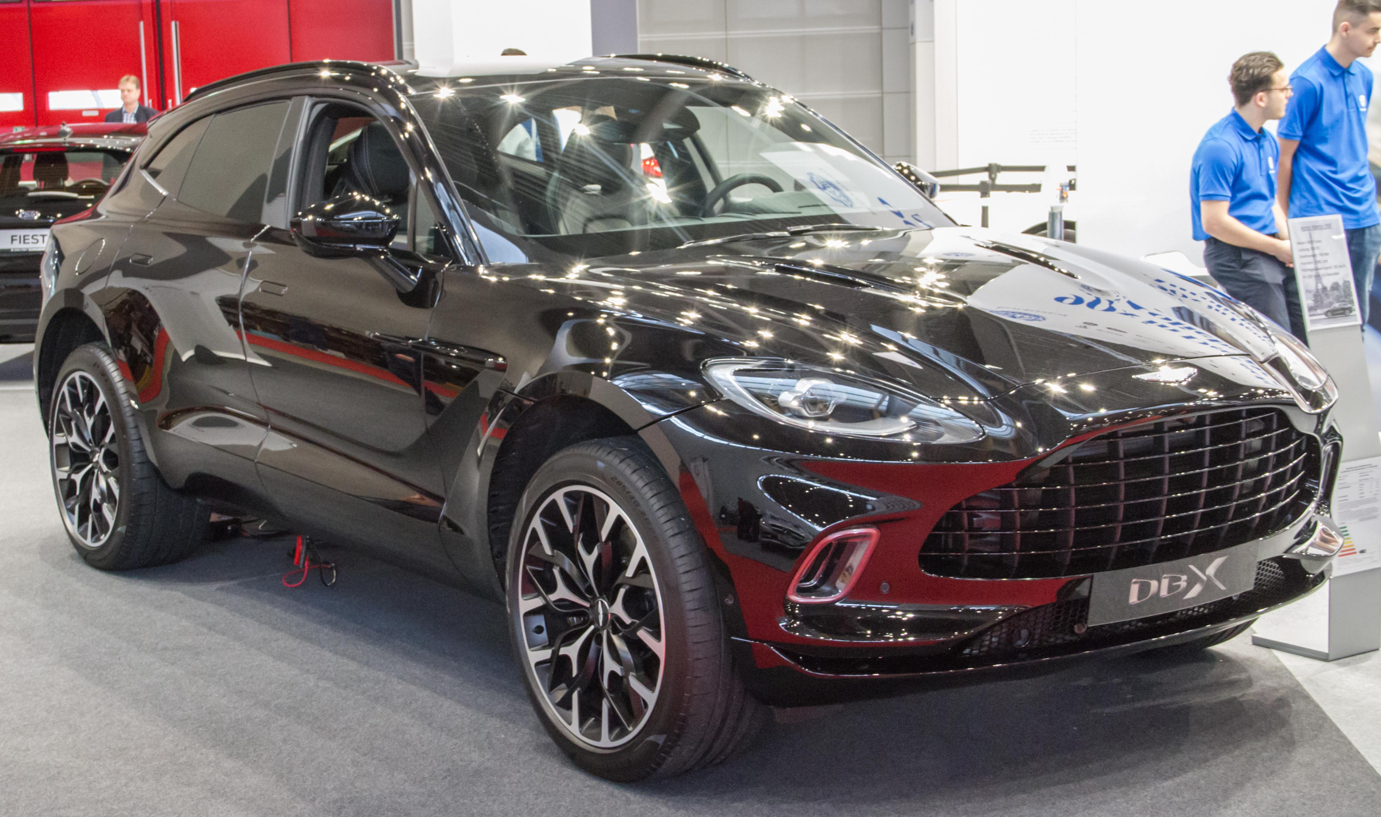 Aston Martin Dbx Wikipedia