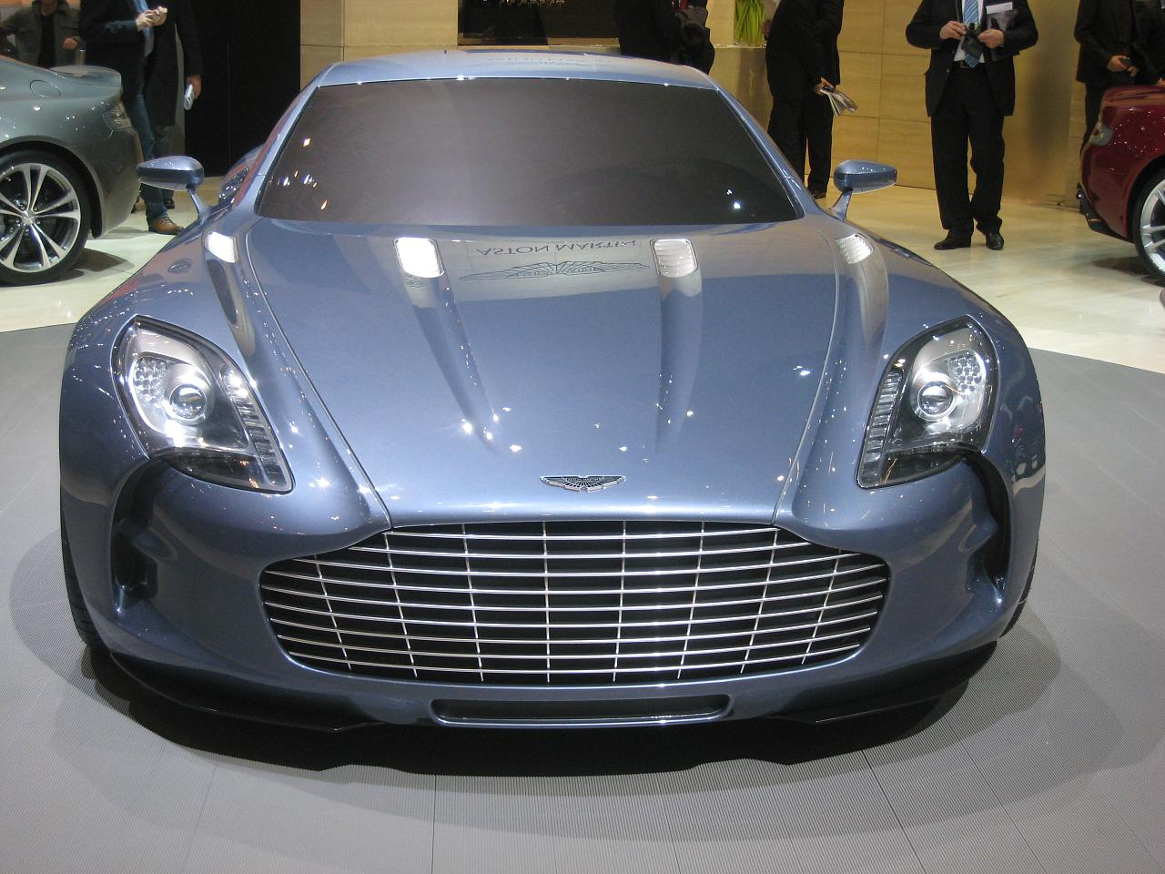 File Aston Martin One 77 Front Jpg Wikimedia Commons